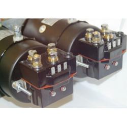 Heavy duty Albright solenoid - 12v