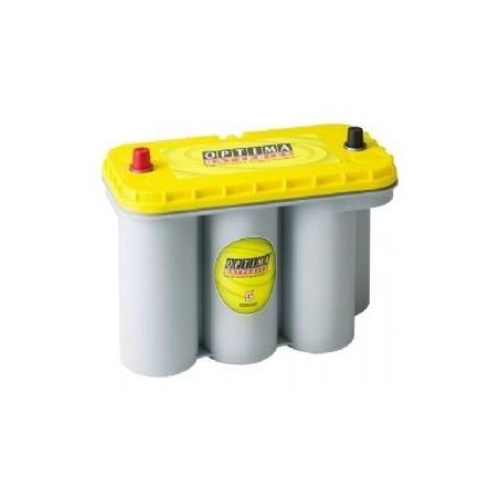 Batería Optima YellowTop YTR-5.0 12V. 66Ah. AGM