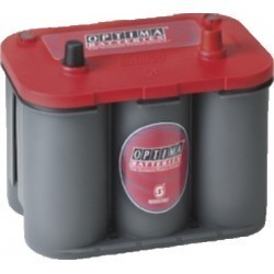 BATTERY OPTIMA REDTOP RTR-42 50Ah